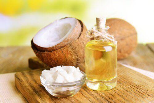 Kokosolja mot infektioner