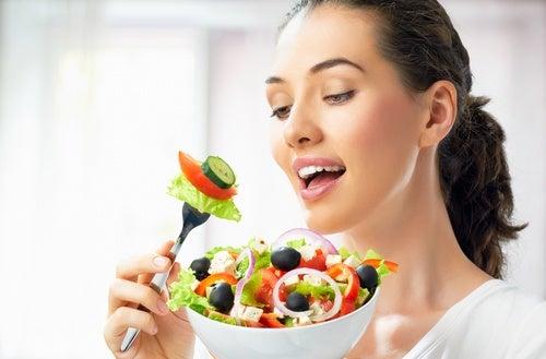 Äta hälsosamt