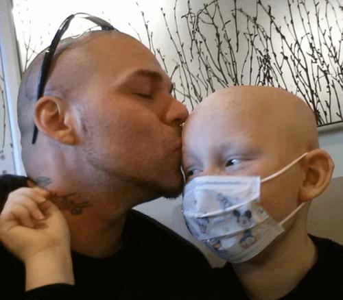 Tatuering av cancerärr
