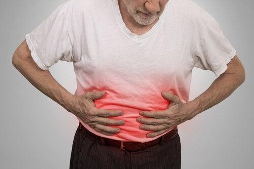 Smärtor i magen