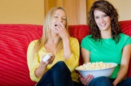 Du kan njuta av god mat när du lever hälsosamt