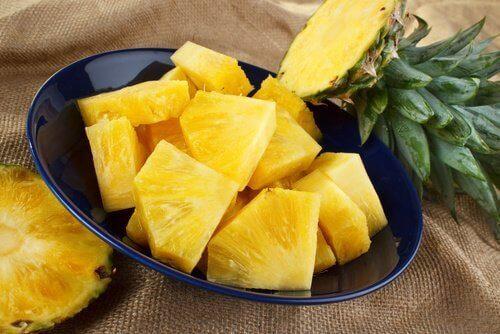 ananas bra för killar