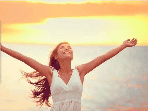 Fördelarna med att vara tacksam: lär dig att vara lycklig
