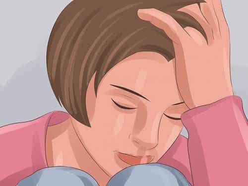 6 tips för att bli lugn efter en ångestattack