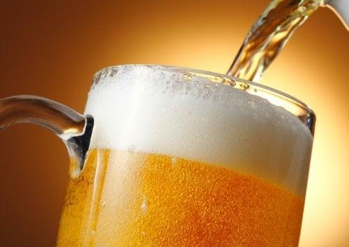7 fantastiska fördelar med öl: öl för hälsan