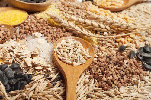6 fullkornsspannmål som du borde ha i din kost