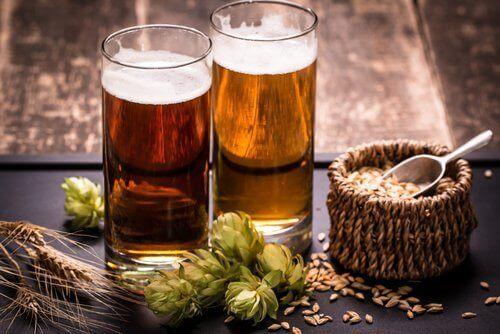 Humle-och-öl