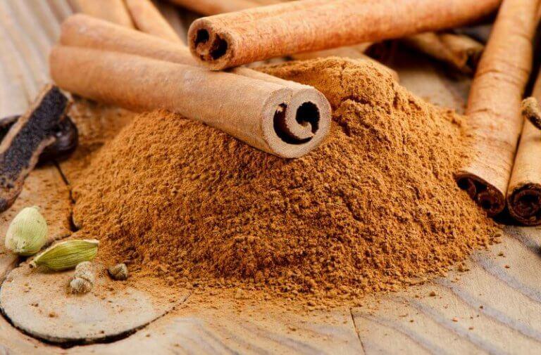 kanel kan användas för viktnedgång