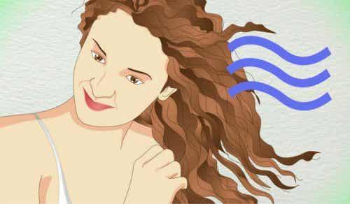 5 sätt att locka håret