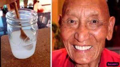 Varför tibetanska munkar har starka, vita tänder