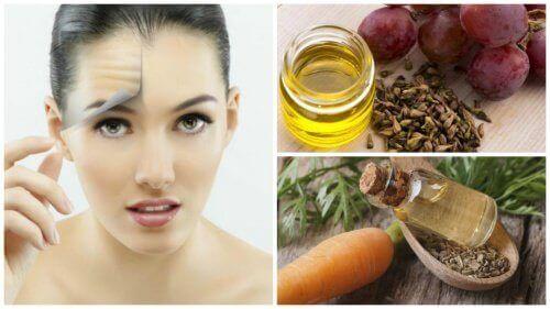 Lär dig att rengöra ansiktet med oljor