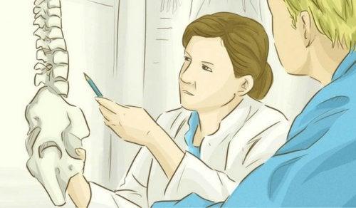 Hur man får en frisk ryggrad: tips och råd