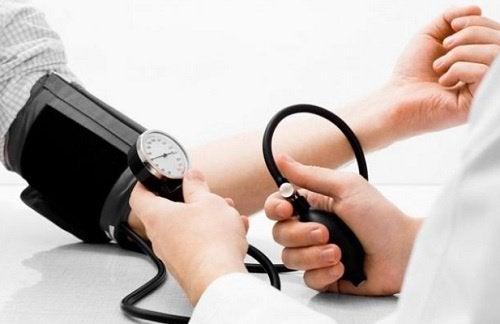 Test av blodtrycket
