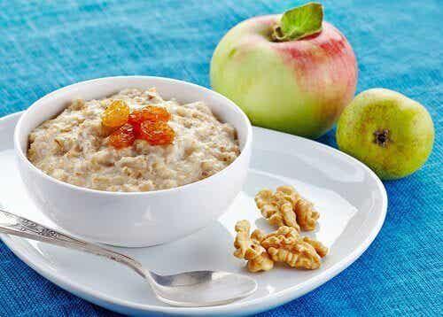 5 livsmedel att äta till frukost för att gå ner i vikt