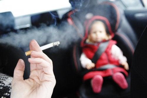 Utsätt dig inte för passiv rökning