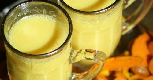Antiinflammatorisk dryck