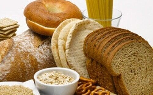 Bröd av olika slag