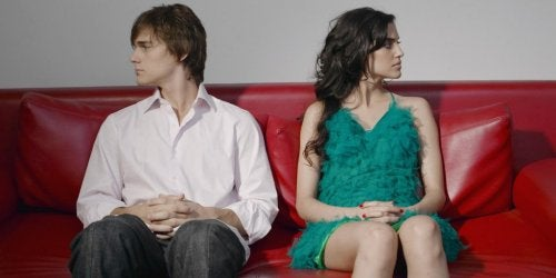 5 orsaker till att olyckliga par fortsätter