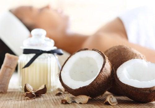 Kiwi och kokos