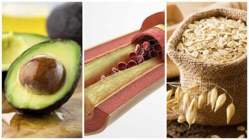 8 livsmedel för att hantera höga triglyceridnivåer