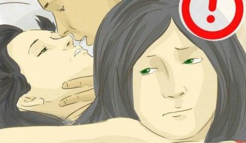 6 kvinnliga problem som sätter stopp för sexuell njutning