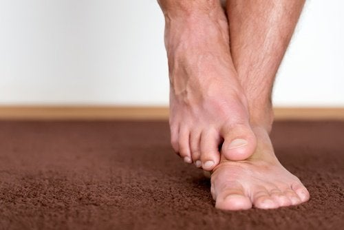 Kliande fötter