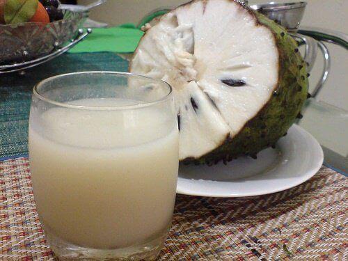 8 fördelar med frukten taggannona