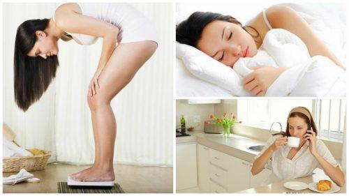 Morgonvanor som gör att du går upp i vikt