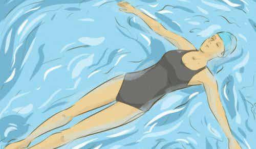 Lär dig hur simning främjar din hälsa