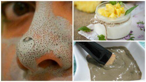 5 fantastiska ansiktsmasker för hud utan pormaskar