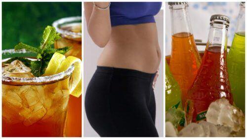 Försöker du gå ner i vikt? Undvik dessa 6 drycker