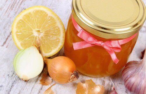 Lök och honung
