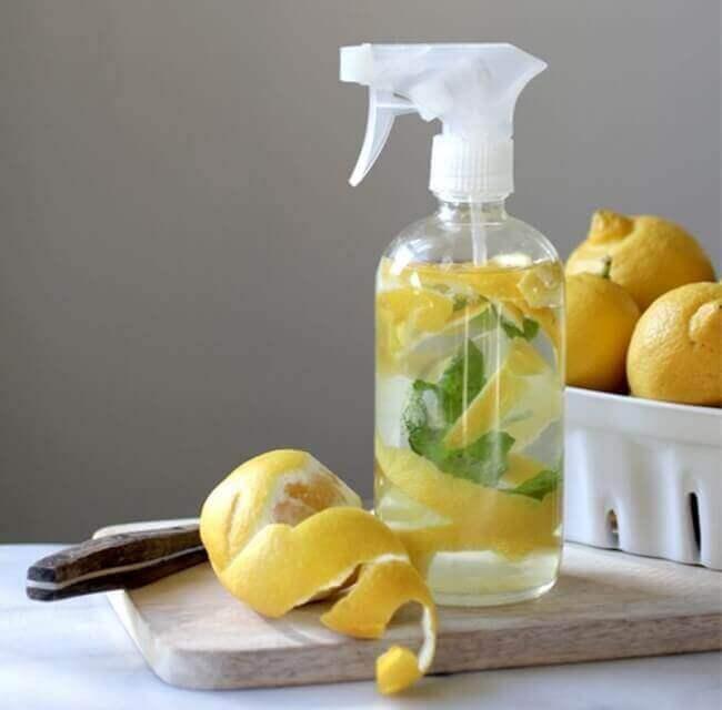 citron för strumporna