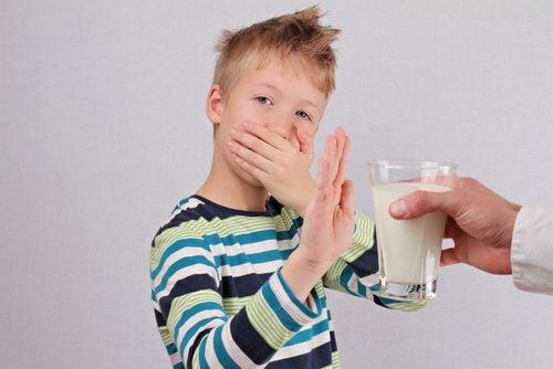 Om du har laktosintolerans andas du ut mer vätgas än vanligt