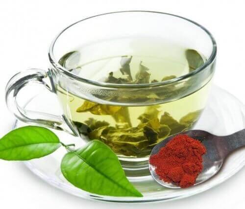 kopp med te