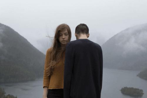 Par i en relation utan kärlek