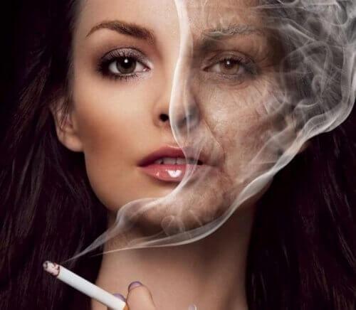 Rökning är skadligt