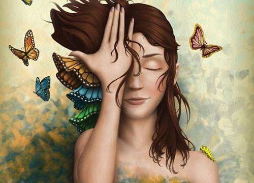 7 tecken på att du är en fri själ med personlig mognad