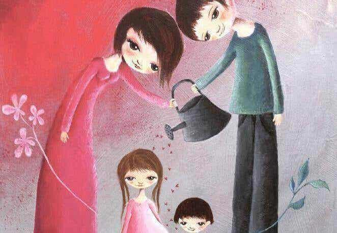 10 värderingar du skall lära dina barn