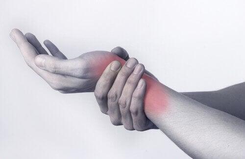 Lindra seninflammation med sju huskurer