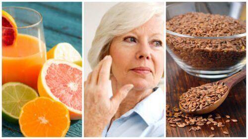 7 näringsrika livsmedel för personer med osteoartrit