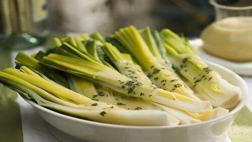 5 anledningar att ha purjolök i maten