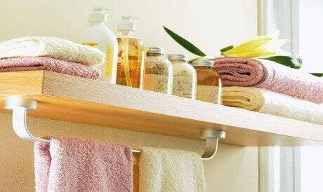 Lämna aldrig de här 8 sakerna i badrummet