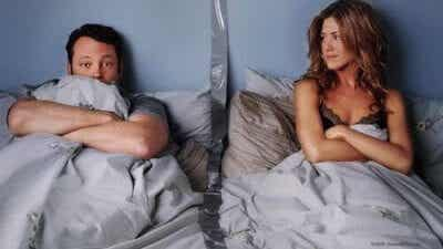 Att sova i separata rum kan vara bra för relationen