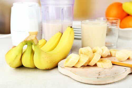 6 fantastiska anledningar att äta bananer varje dag