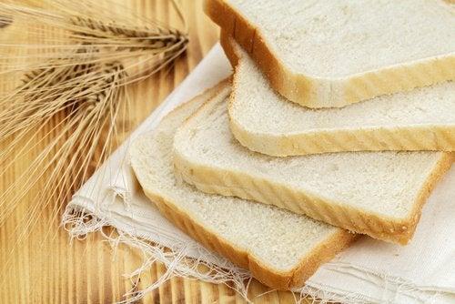 Bröd kan öka blodtrycket