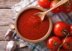 Hemmagjord tomatsås