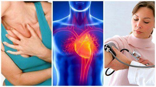 hur högt blodtryck är farligt