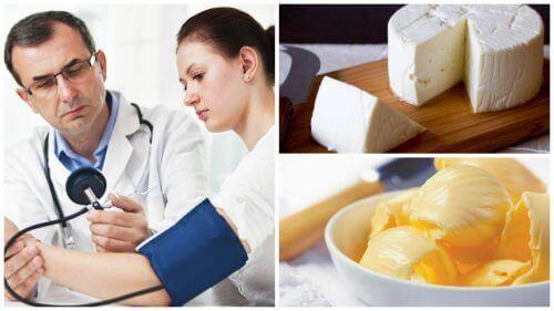 högt blodtryck mat att undvika