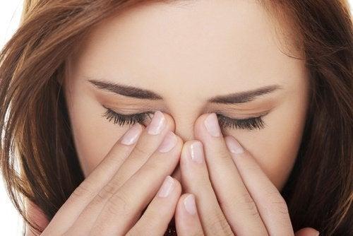 Ögonhälsan kan påverkas